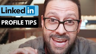 Linkedin Profile - 5 Linkedin Tips To Stand Out (2018)