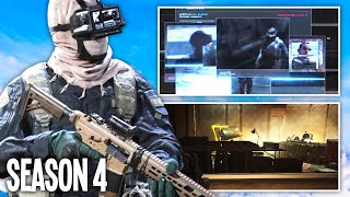 erster SEASON 4 TEĄSER ist da! (Warzone & Modern Warfare)
