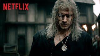 The Witcher | Conheça o personagem: Geralt de Rívia | Netflix