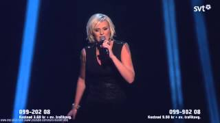 WINNER Eurovision 2014 Sweden  Sanna Nielsen   Undo Live at National Final