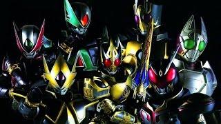 [仮面ライダー剣(ブレイド)] 変身音集 Kamen Rider Blade henshin sound