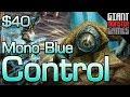 Budget Modern Deck Tech - Mono Blue Control ($40)