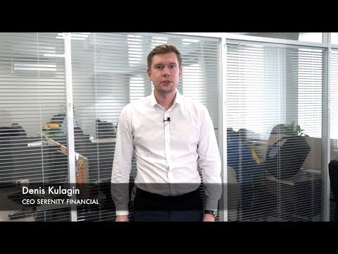 Post-ICO statement of Denis Kulagin, CEO of Serenity Financial