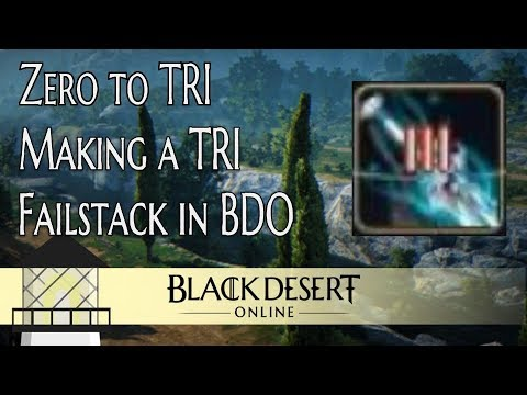 Making TRI Stacks (And Using Reblath) with Failstacking
