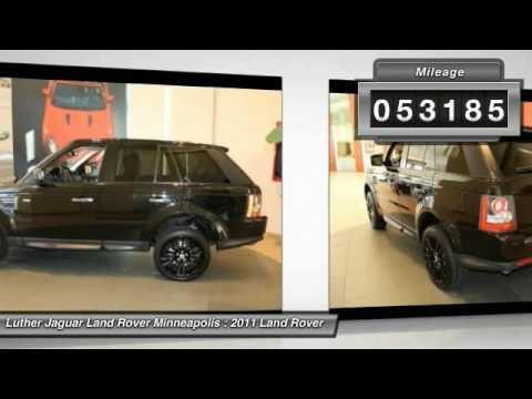 2011 Land Rover Range Rover Sport Minneapolis, Golden Valley, St Paul, MN 13159A