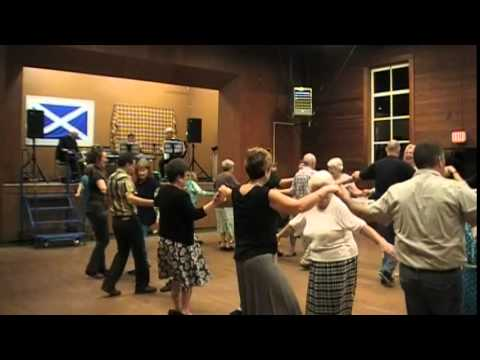 Ceilidh  last dance and old lang syne