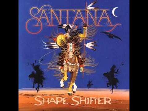 Never The Same Again - Santana