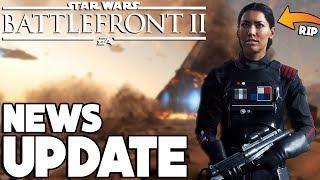 HERO UPDATE: HUGE Iden NERF, Darth Vader & Rey BUFF + RIP Daily Crates (Star Wars Battlefront 2)