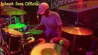 Sayang 2 Cover Kendang by Iphank Sera (SERA Live Semarang Fair 7 Mei 2018)