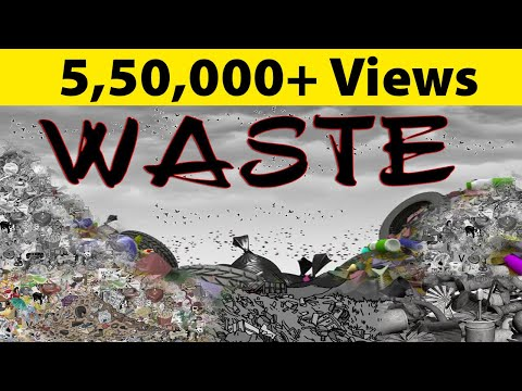 Introduction To Waste | Waste Management 2020 | Environmental Science | LetsTute