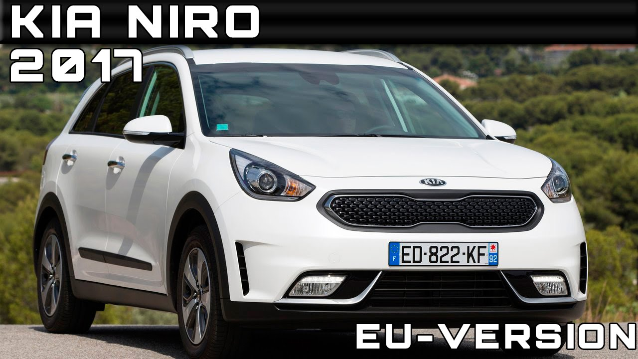 2017 kia niro eu version review rendered price specs release date youtube. Black Bedroom Furniture Sets. Home Design Ideas