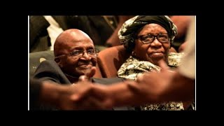 Tutu and wife alive and well, dismiss fake media reports of his death