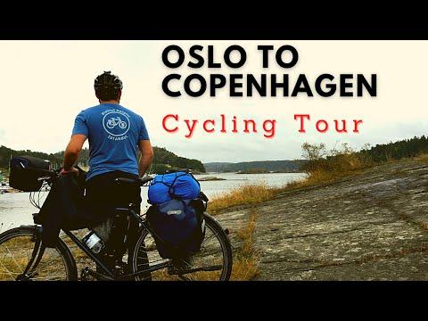 Oslo to Copenhagen - Bicycle Tour