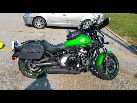 2017 Kawasaki Vulcan S Motorcycle