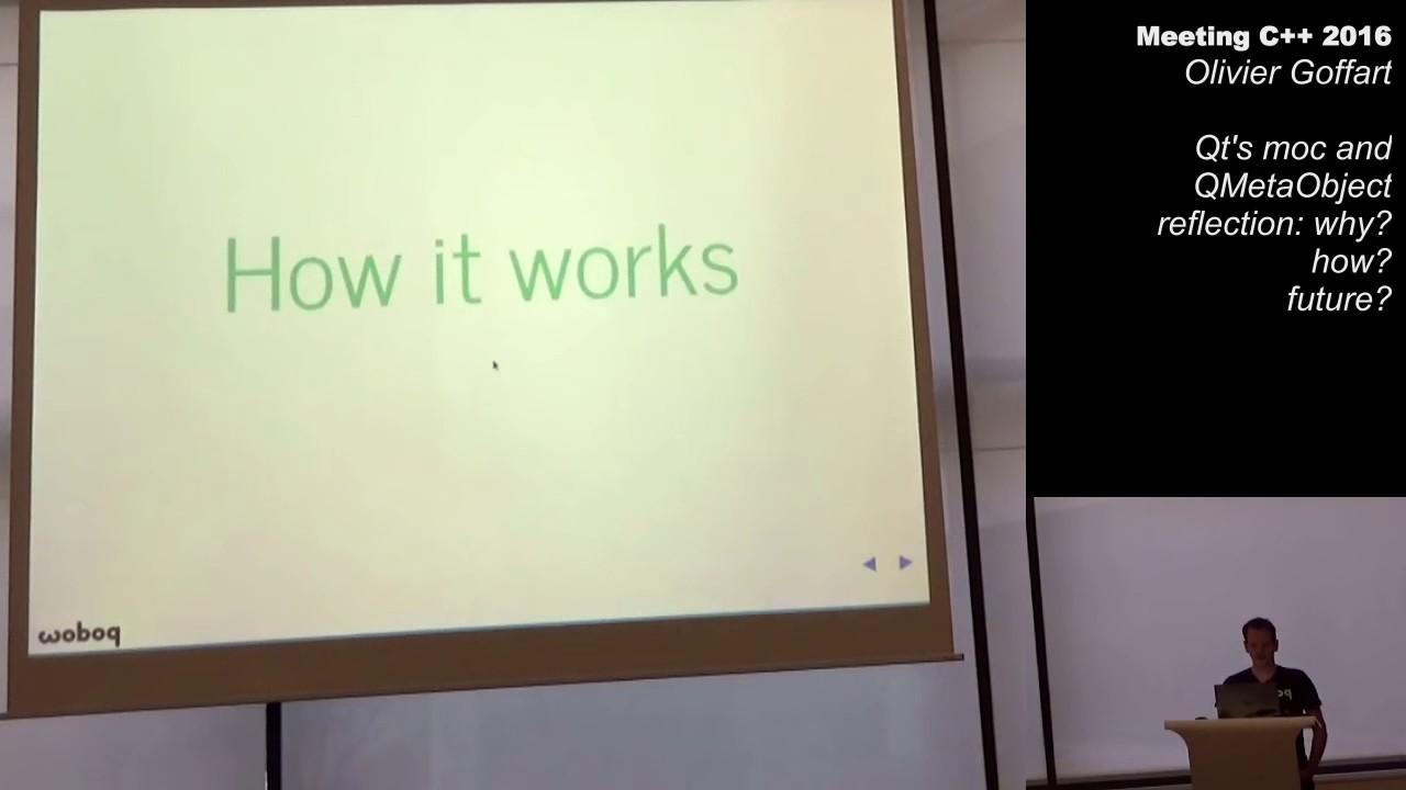 Qt Presentations and Talks