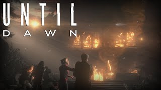 "Until Dawn Best Ending ""They All Live"" All 8 Friends Survive"