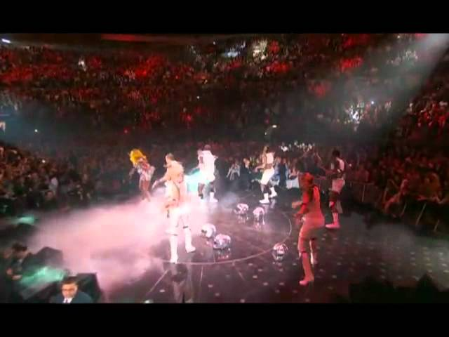 Lady Gaga Presents The Monster Ball Tour at Madison Square — Bad Romance