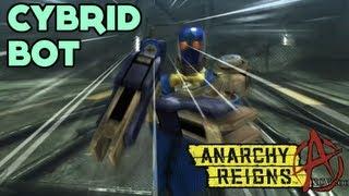 Anarchy Reigns - Unlocking Cybrid Bot