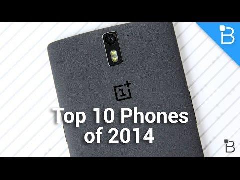 Top 10 Phones Of 2014