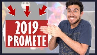 GRANDES MUDANÇAS PARA 2019 + Feliz Ano Novo
