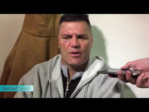 Post Fight Interview with Kali & Willis Meehan (Father & Son)