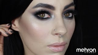 Jessica Hayes for Mehron Makeup