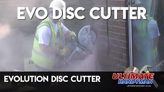 Evolution disc cutter