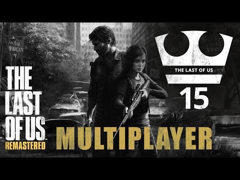 Jirka Hraje - The last of us 15 - Multiplayer /w Lelek