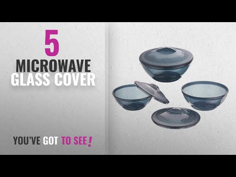 Top 10 Microwave Glass Cover [2018]: Primeway Microwave Cookware Serveware Containers, 650, 1100