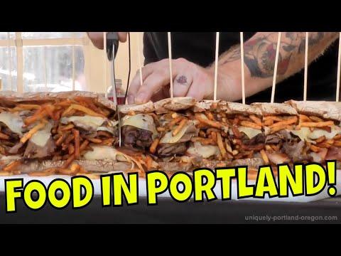 EAT MOBILE! - Portland Food Cart Event - Portland, OR 🍔🍟🍕🌮