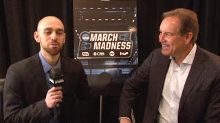 Jim Nantz Talks 2019 NCAA Tournamnet