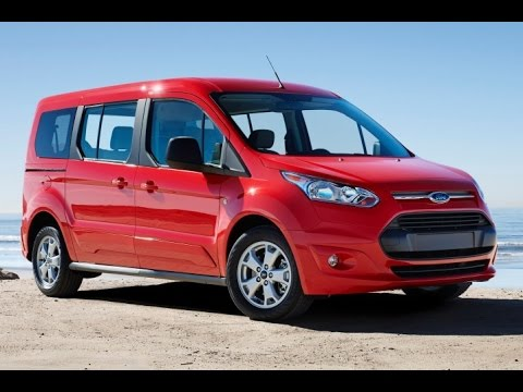 Ford Transit Connect 2016 Car Review