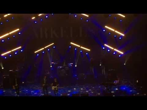 Arkells in Concert- Agent Zero -  Hamilton, Canada Feb.10 2017