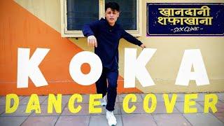 KOKA Dance Cover Video - Badshah + Dhvani Bhanushali | Aman Adhikari Choreography