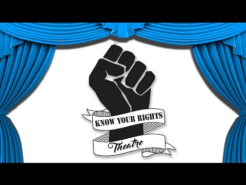 Memphis United's Know Your Rights Theatre