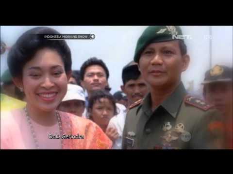 Riwayat Hidup Prabowo Subianto -IMS