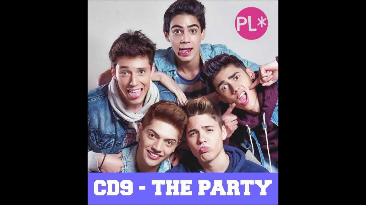 CD9 - THE PARTY