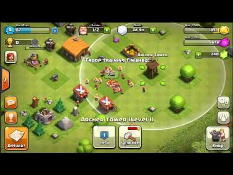 Clash Of Clans: Episode: 1 How To Become A Pro - Beginners Guide