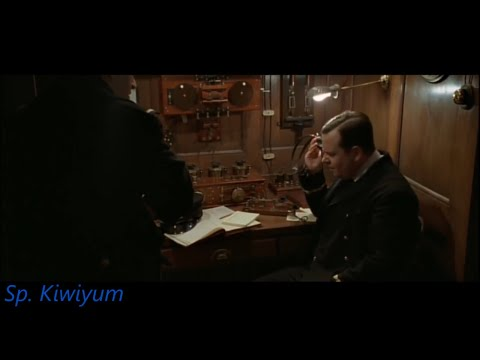 Titanic(1997). Deleted Scenes: The Wireless Room And The Californian