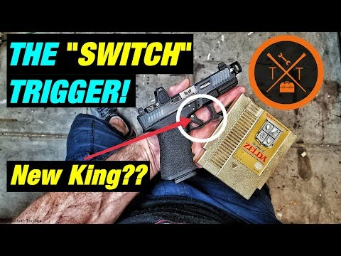 💥Best Glock Trigger For Self Defense!? ⚡Arsenal Democracy Switch Trigger Review