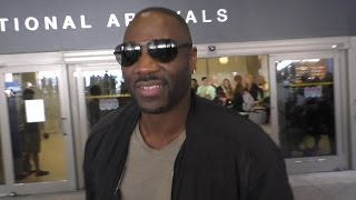 British Model And Actor Adewale Akinnuoye-Agbaje Has Powerful Words In Response To Dallas