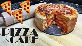 PIZZA TORT - PIZZA CAKE - DZIEŃ PIZZY