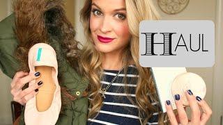 Beauty & Fall Fashion Haul    Em Cosmetics, H&m, Kevyn Aucoin