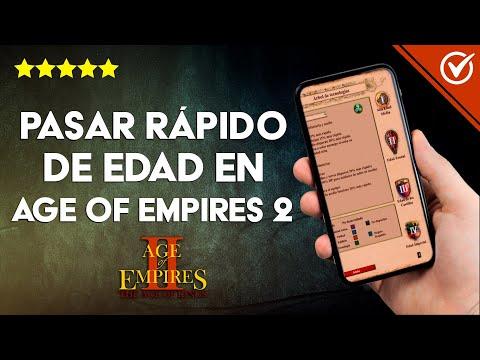 Cómo Pasar Rápido de edad en Age of Empires 2 paso a paso