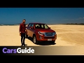 Isuzu D-Max 2017 review | first drive video