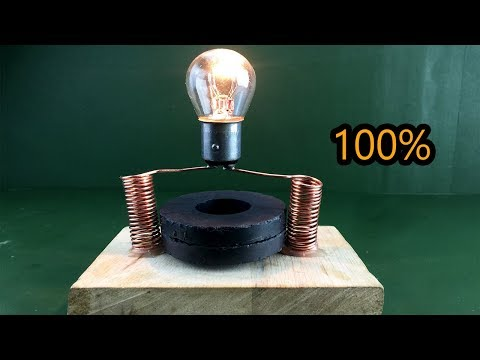 Free Energy Using Magnet 100% New Technology Creativ For 2020