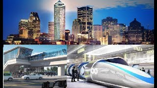 Montreal's Future Transportation Project: A $6BN REM Automated Train & Hyperloop Line: Future Canada