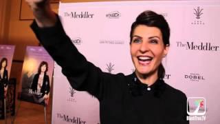 Nia Vardalos at The Meddler Premiere