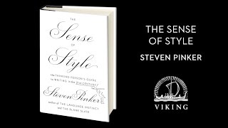 The Sense of Style by Steven Pinker (book trailer) Thumbnail