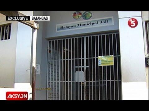 3 nakatakas na preso sa Balayan Municipal Jail, nahuli; 1 patay